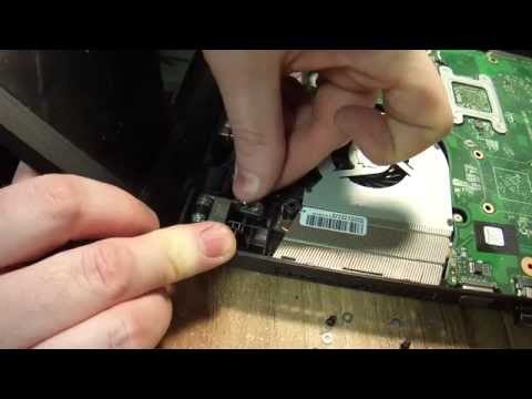 , title : 'How to repair a broken LCD hinge on a laptop. Toshiba.'