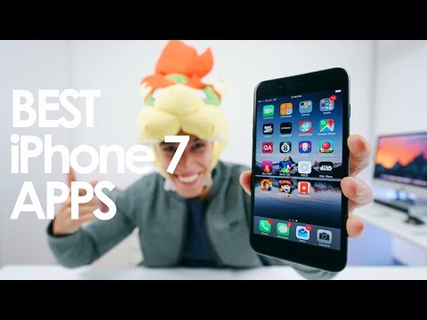 What's on my iPhone 7 - BEST Apps November 2016 - Latest News on Apple products Latest Release Apps and Games