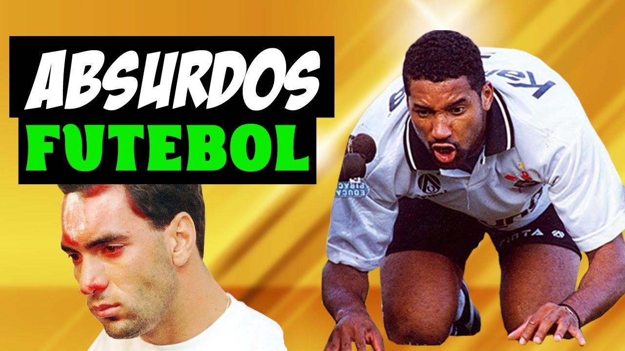 10 momentos absurdos do futebol
