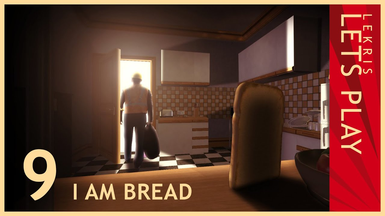 I am Bread #09 - BeToasted