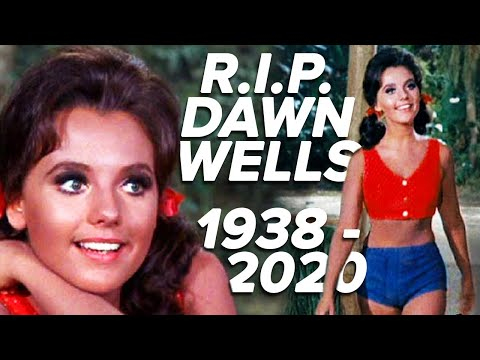 RIP 🙏 Remembering Dawn Wells (Mary Ann on Gilligan's Island)