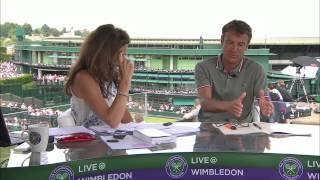 Wimbledon 2015 – Day 4