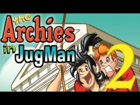The Annotated Archies In: Jugman (2/3)