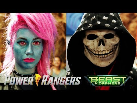 Coral HarborE-Sport Championship | Beast Morphers Season 2 Episode 3 | Power Rangers Official