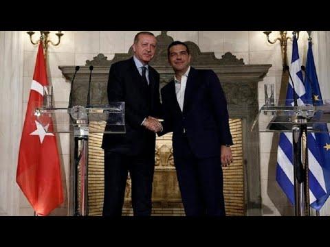 Τηλεφώνημα Τσίπρα σε Ερντογάν