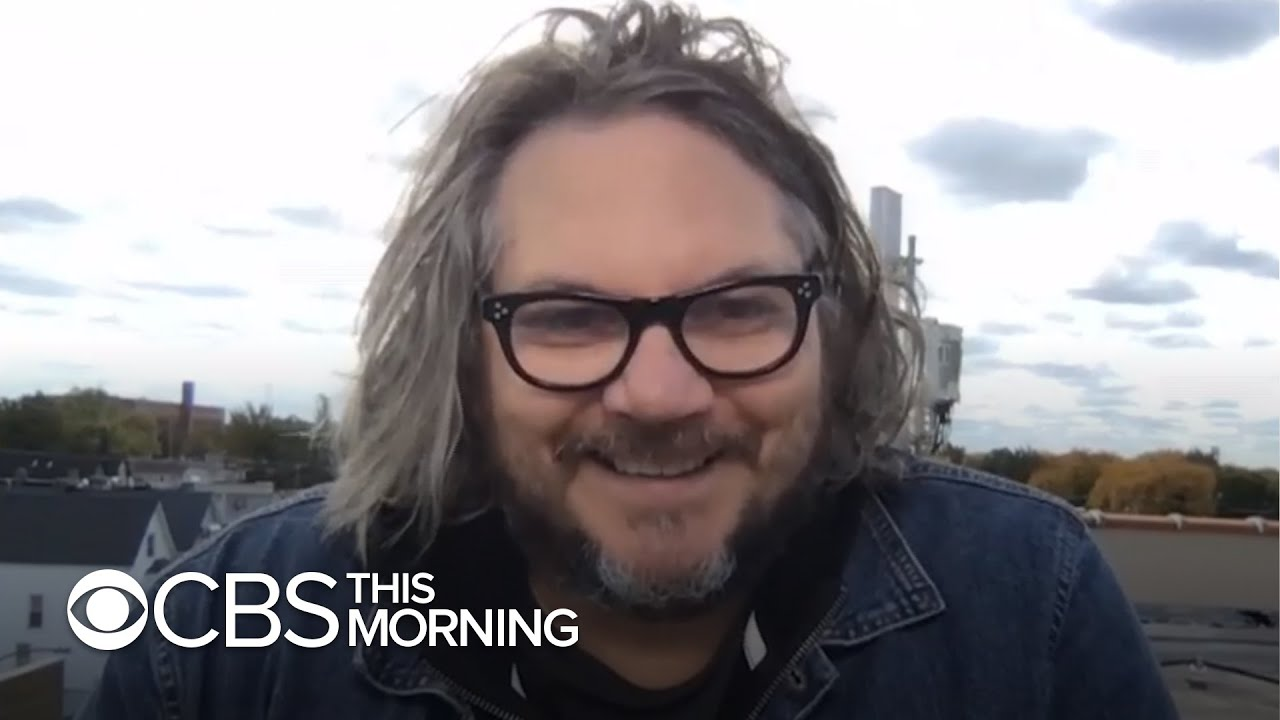 CBS This Morning | Wilco's Jeff Tweedy challenges music industry to give back to Black artists