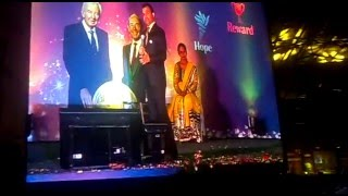Executive Diamond Sanjay & Saroj shelar Recognition 2013-Amway success Seminar