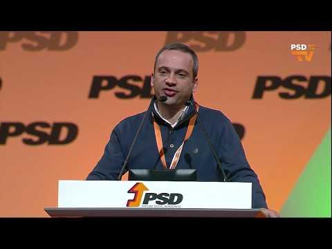 37º Congresso PSD - Intervenção de Jorge Manuel Pereira