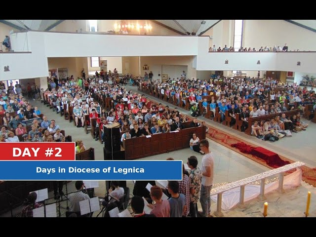 DAY #2 - Days in Diocese of Legnica [PL/ENG]