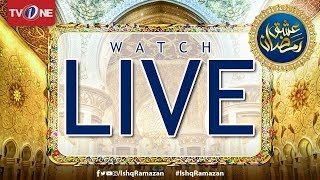 Video TVOne - Live Streaming - Ishq Ramazan Transmission MP3, 3GP, MP4, WEBM, AVI, FLV Mei 2018