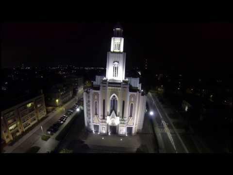 Warszawa Drone Video