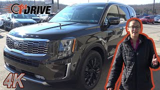 2020 Kia Telluride SX - BIGGEST KIA EVER!