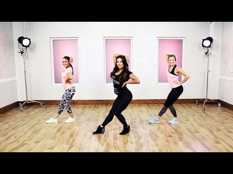 Sexy - More 10-minute workouts: http://tinyurl.com/pd6ezwe Inspired by club life in Miami, the Vixen Workout will get you sweaty while making you feel hot. Sizzling hot. Channel your inner Beyoncé,...