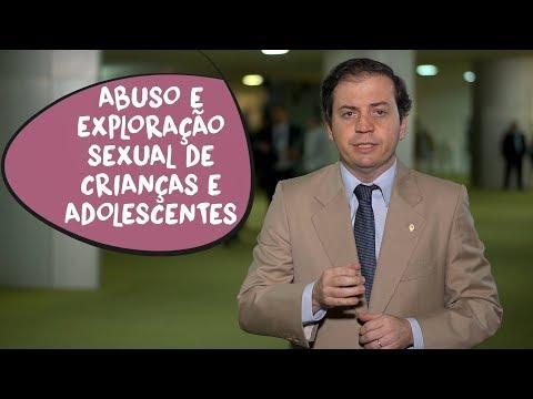 Rodrigo Castro: contra a exploração sexual de menores
