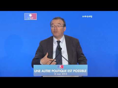 Convention sur le bilan de Franois Hollande - Herv Mariton