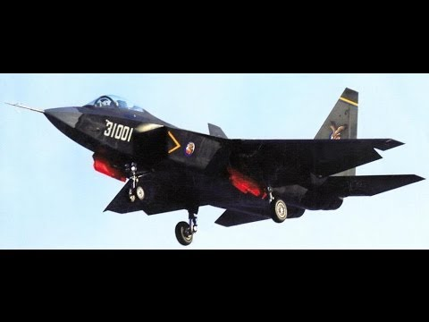 Chinese Airforce J 31 rival to...