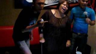 candil feat trio gubrak. senandung rindu AVI