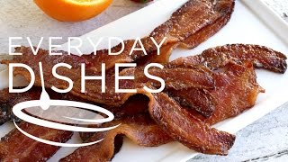 There's something to be said about achieving perfect bacon every time, and in this case, the frying pan and the microwave don't make the cut. Our easy oven ...