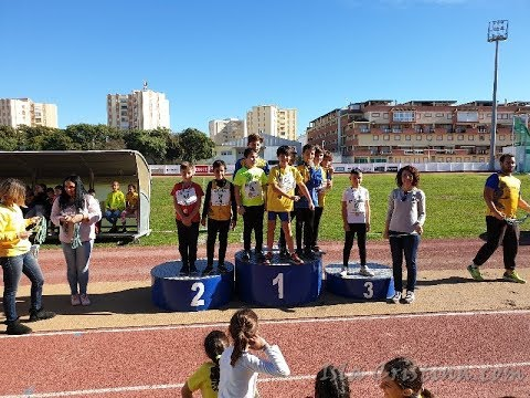 """4 Pruebas de Atletismo"" Club Atletismo Isla Cristina"