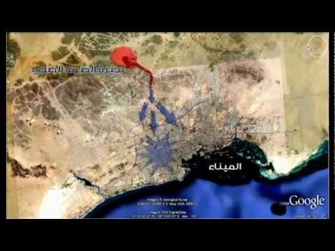 كارثة سيول امطار جدة مناظر خطيرة jeddah