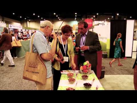 Florapharm at 2013 World Tea Expo