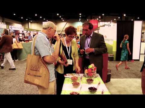 Florapharm at 2013 World Tea Expo