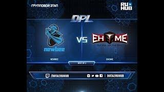 NewBee vs EHOME, DPL 2018, game 2 [Mila]
