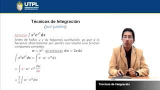 UTPL TÉCNICAS DE INTEGRACIÓN [(GESTIÓN AMBIENTAL)(CÁLCULO PARA CIENCIAS BIOLÓGICAS)]