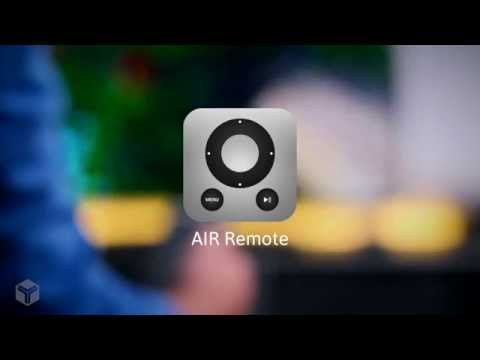 Video of AIR Remote FREE for Apple TV