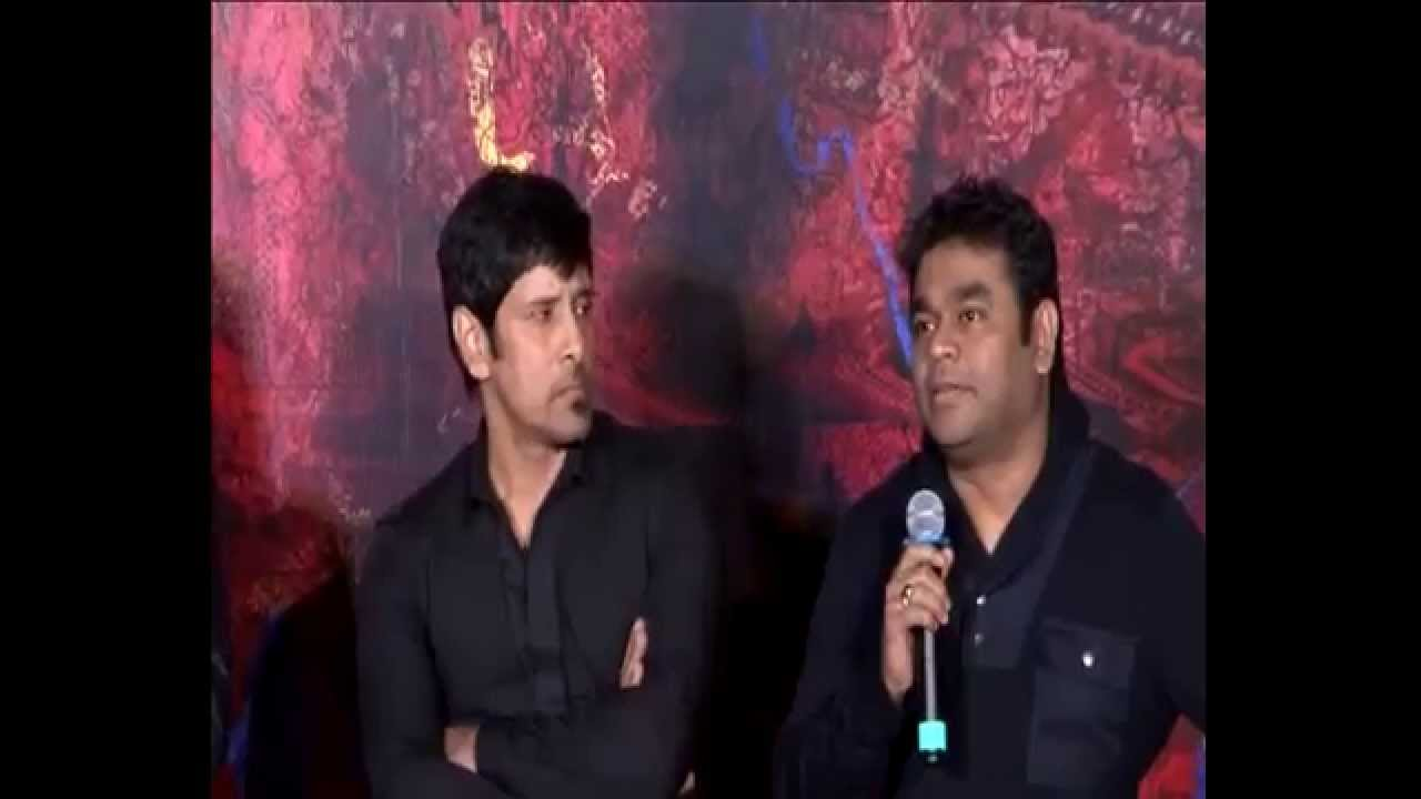 Movie I Special Screening And Press Conference│Vikram, A.R. Rahman