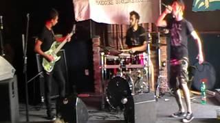 Video TERROR SOCIETY live Praha Modrá Vopice 4.9.2015