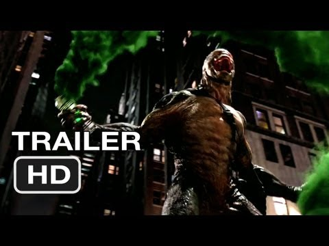 The Amazing Spider-Man Official Trailer #3 (2012) Andrew Garfield HD Video