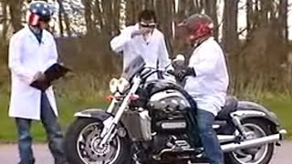 6. TRIUMPH ROCKET 3 - funny motorcycle commercial and viral advertising campaign