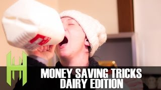 7 Money Saving Tricks: Dairy Edition