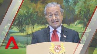 Video Malaysia and Singapore 'like twins', PM Mahathir Mohamad says   Full speech MP3, 3GP, MP4, WEBM, AVI, FLV November 2018