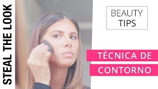 Contorno by @GGduval96 | Steal The Look Beauty Tips