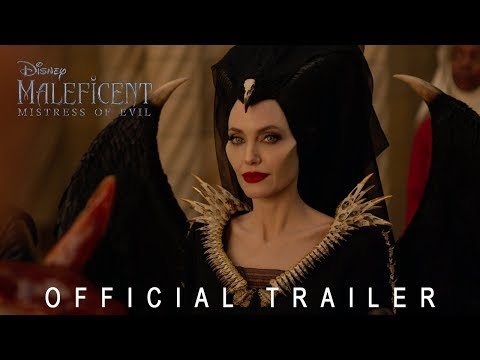 إعلان فيلم Maleficent: Mistress of Evil.. أنجلينا جولي تعود للشر!