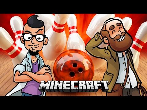 СЫГРАЕМ В БОУЛИНГ (Minecraft Bowling)