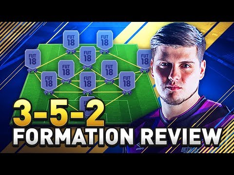 THE BEST FIFA 18 LATE GAME PRESSURE FORMATION TUTORIAL! THE 352 GUIDE FOR FUT CHAMPIONS! (видео)
