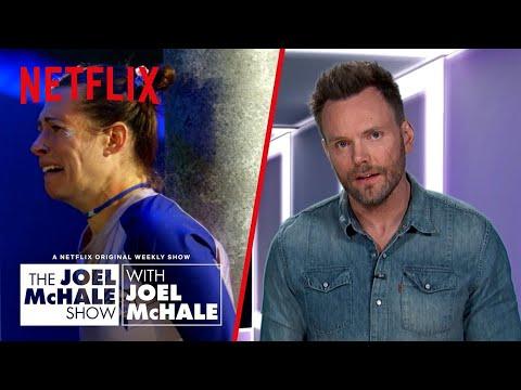 Ultimate Beastmaster | Joel McHale Show | Netflix