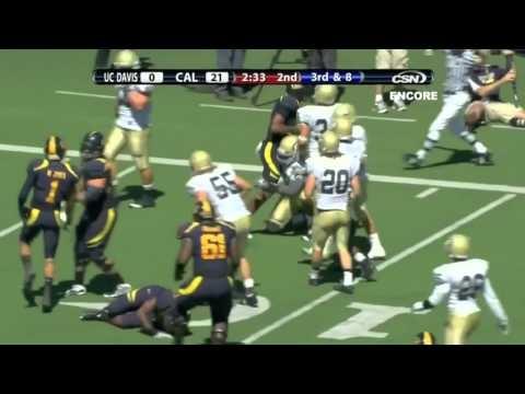 Keenan Allen Game Highlights vs UC Davis video.