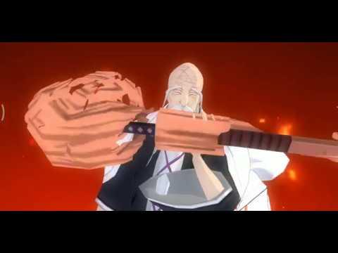 Unlock Genryusai Yamamoto Charater Sejuta Umat Bleach Mobile 3D