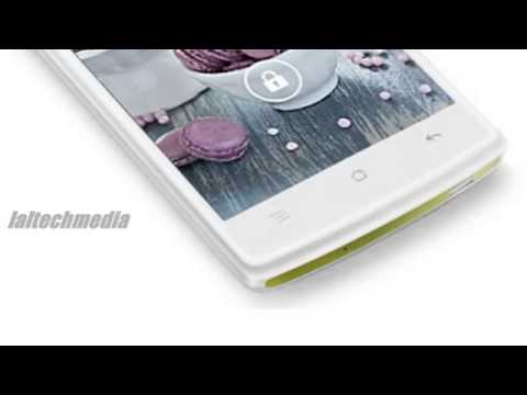 Oppo Neo (R831)[4.5-inch display,1.3 GHz dual-core processor Android smartphone]1222