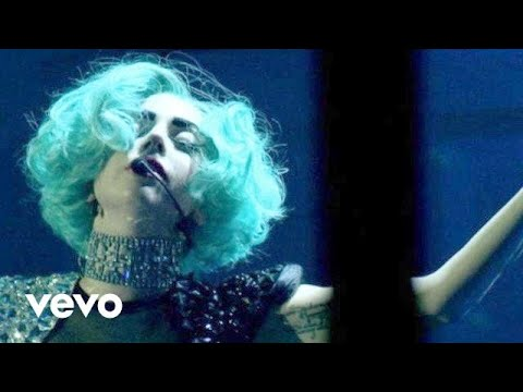 Lady Gaga - Hair (Gaga Live Sydney Monster Hall)