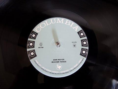 Only Heart /  John Mayer / LP Heavier Things / 2003