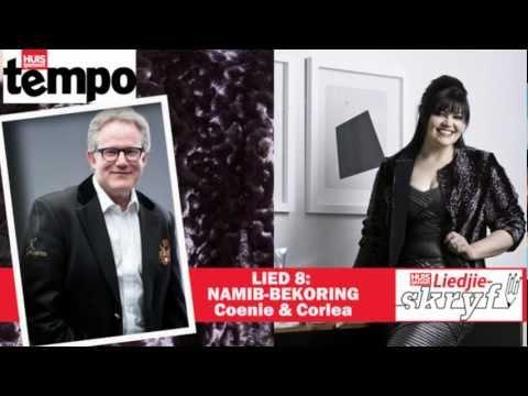 Huisgenoot-Liedjieskryfkompetisie 2012: LIED8 – Namib-bekoring deur Coenie en Corlea