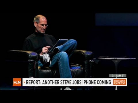 Report: Steve Jobs final product iPhone5
