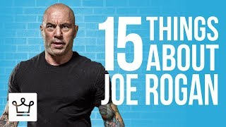 Video 15 Things You Didn't Know About Joe Rogan MP3, 3GP, MP4, WEBM, AVI, FLV Desember 2018