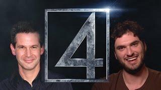 Trank And Kinberg Discuss FANTASTIC FOUR Casting - AMC Movie News