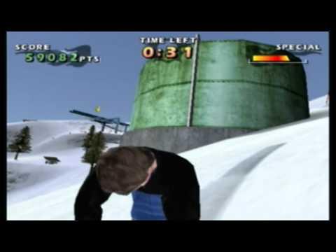Shaun Palmer's Pro Snowboarder Playstation 2